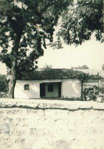 Килийното училище в църквата